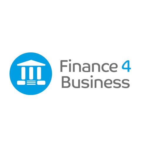 finance 4 business partner logo